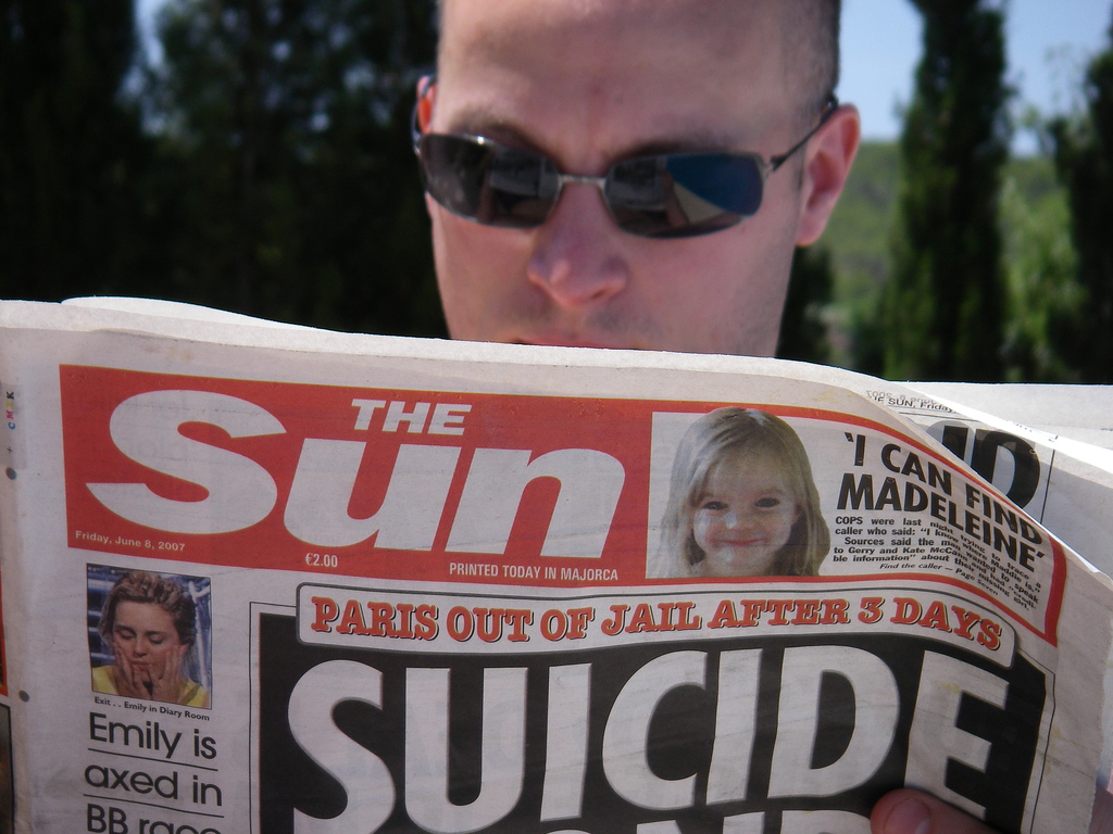 The Sun e Instant Articles: un idilio en auge