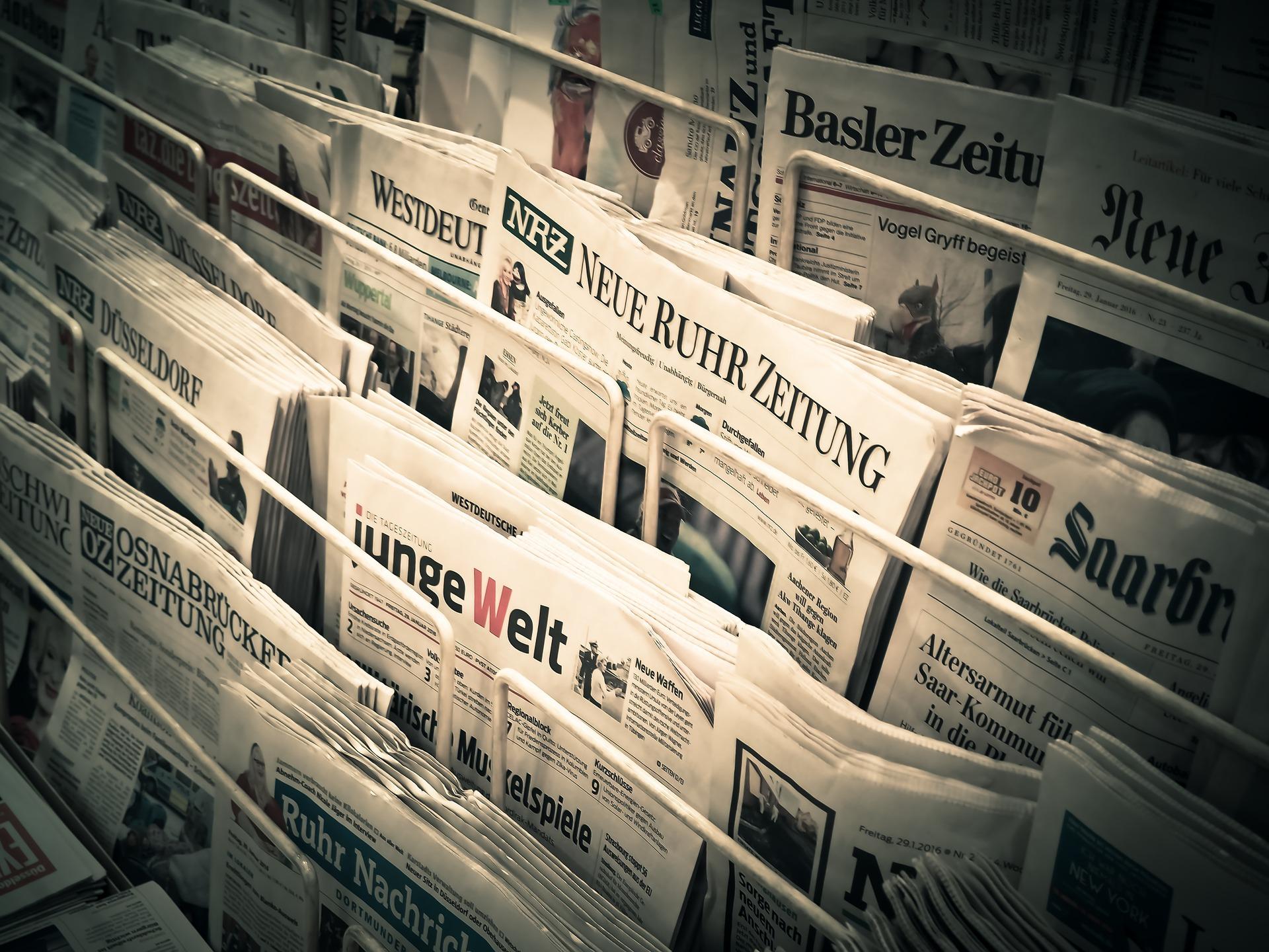 El papel sigue sosteniendo al sector de la prensa