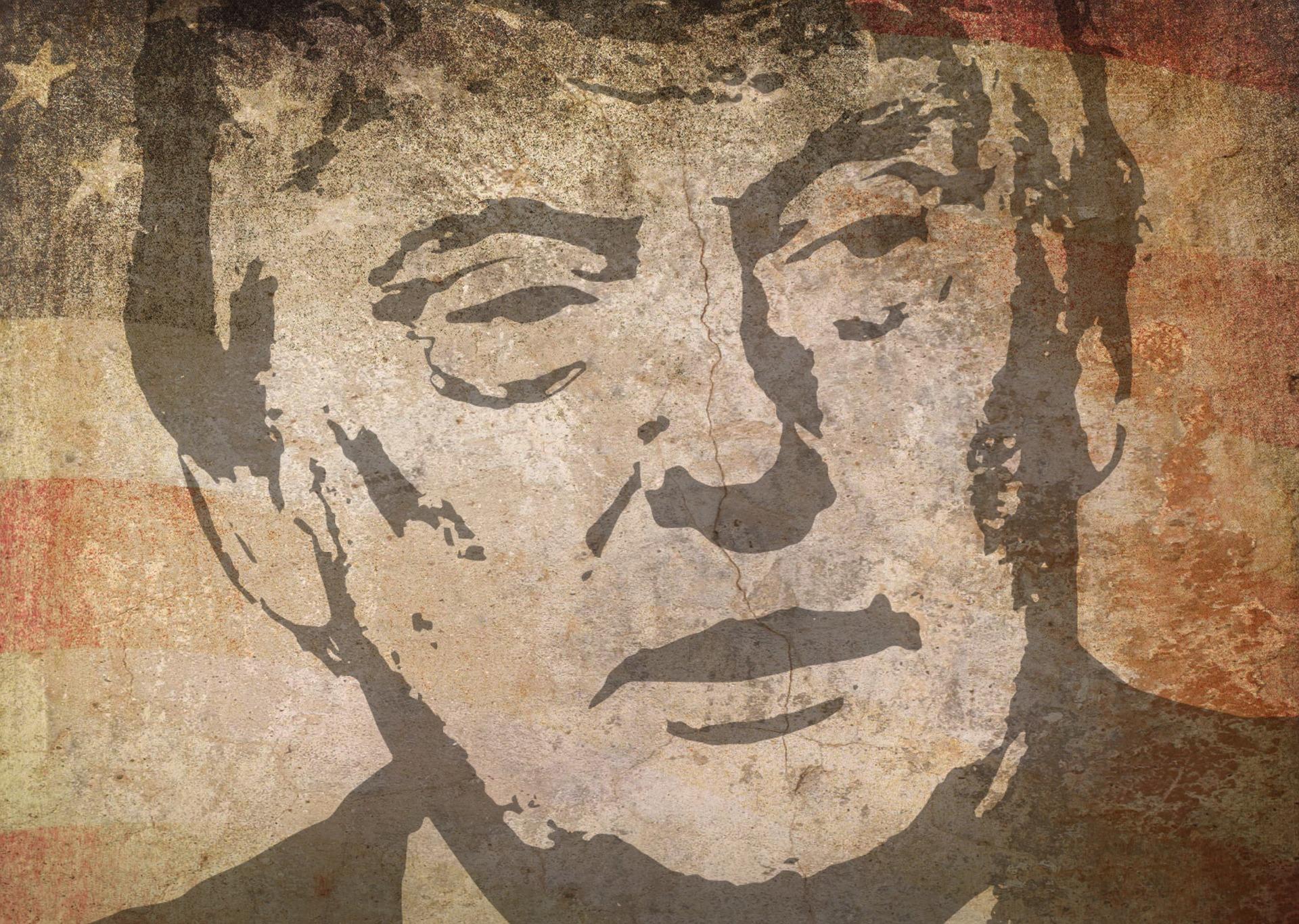 Trump lleva a la prensa americana a sus máximos de popularidad