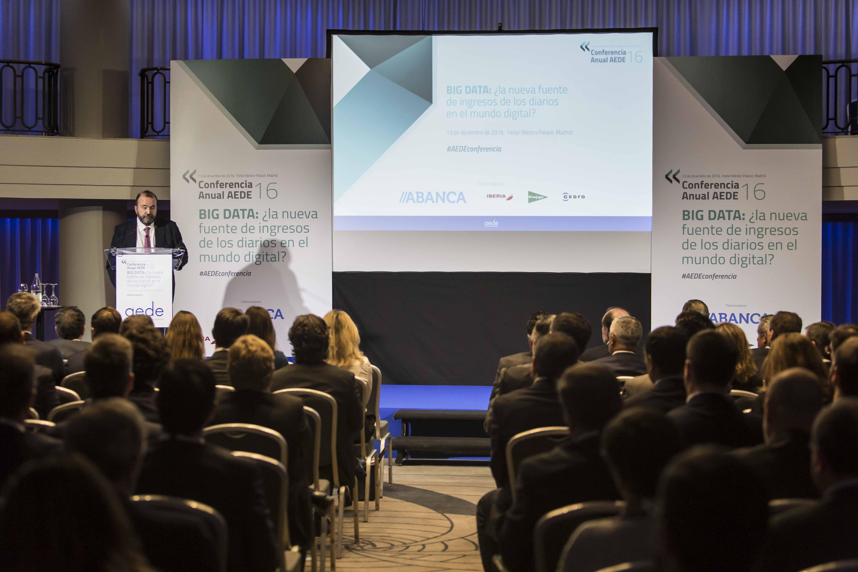 Especial Conferencia Anual AEDE 2016