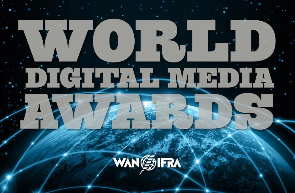 WAN IFRA premia los mejores proyectos digitales en la World Publishing Expo 2015