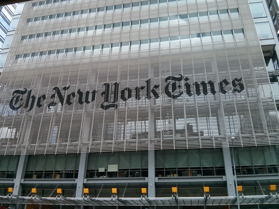 """Realidad Virtual: """"la gallina de los huevos de oro"""" para el NYT"""