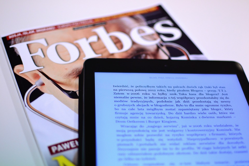 Forbes quiere más storytelling