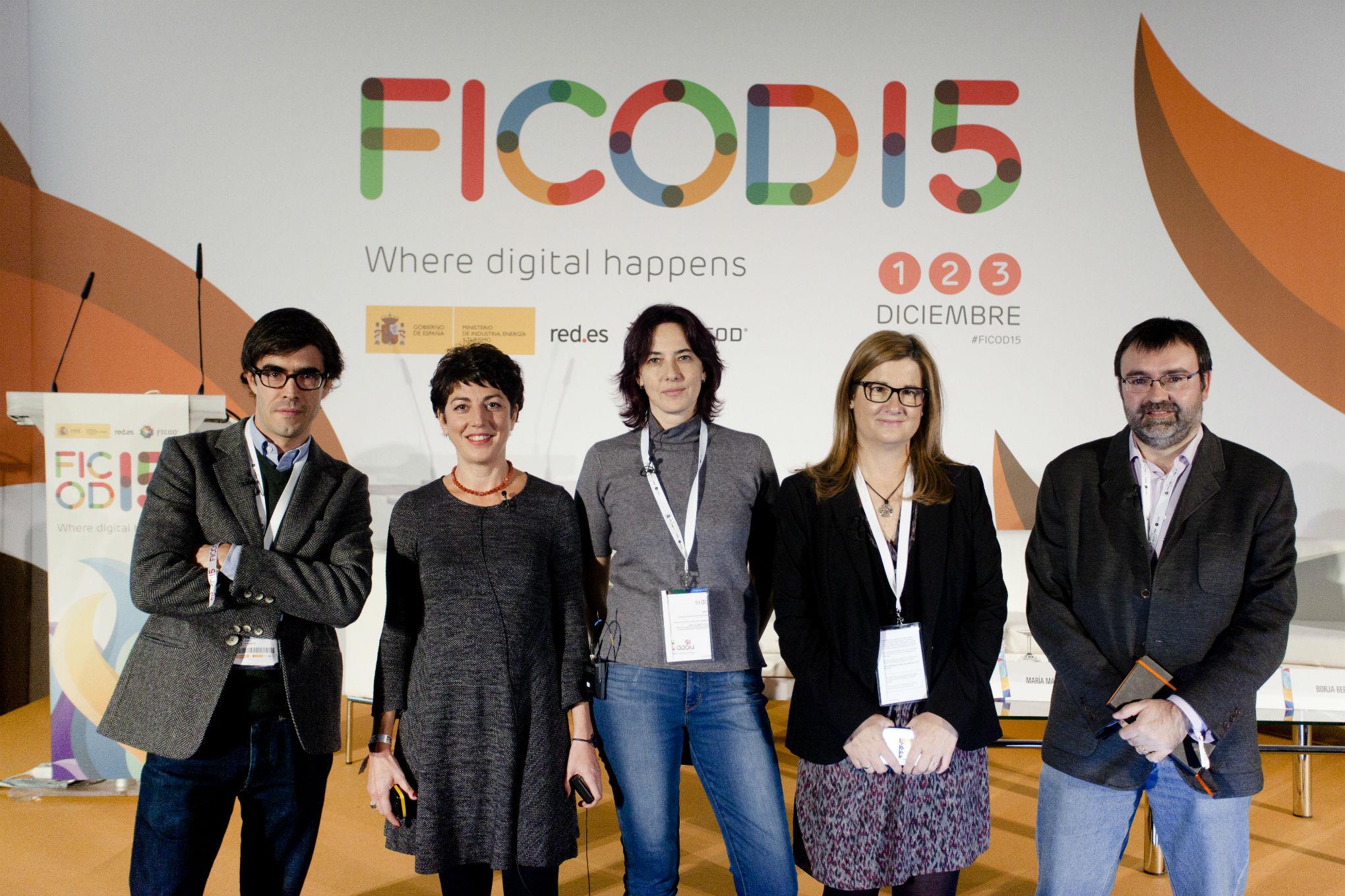 La prensa digital a debate en Ficod 2015