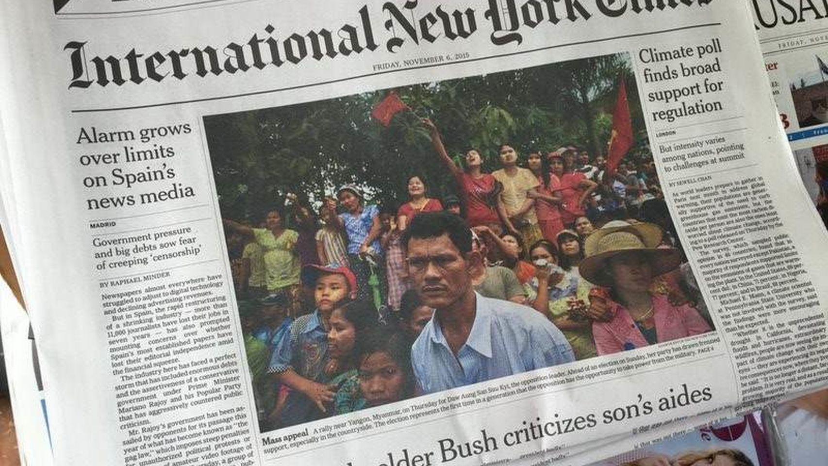 AEDE defiende la calidad de la libertad de prensa en España frente a las acusaciones de The New York Times