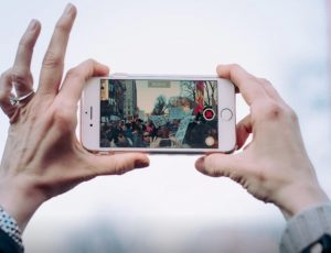 Periodismo móvil: mucho más cerca de la noticia