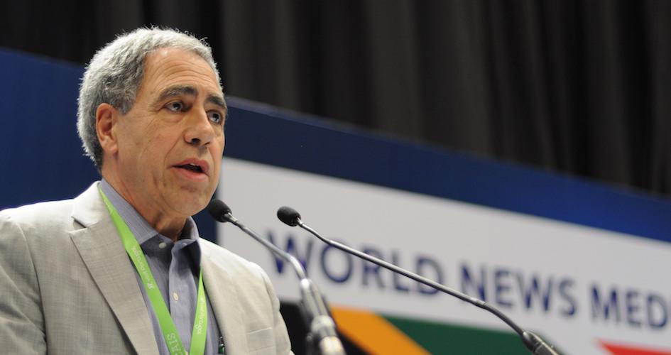 Nuevo presidente de WAN-IFRA: Los retos que asume Michael Golden