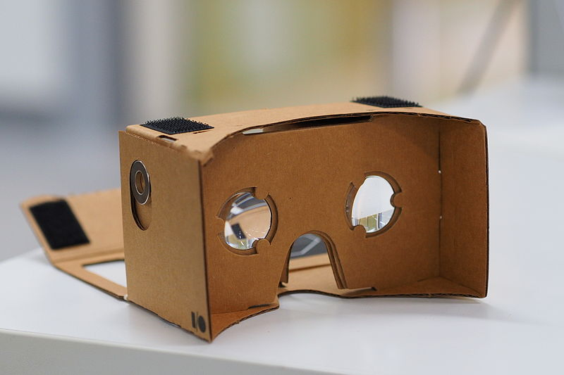 The New York Times apuesta por la realidad virtual