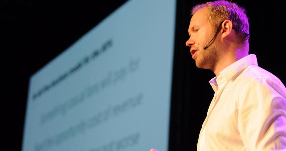 Modelos de negocio: Tony Haile y su nueva plataforma Scroll