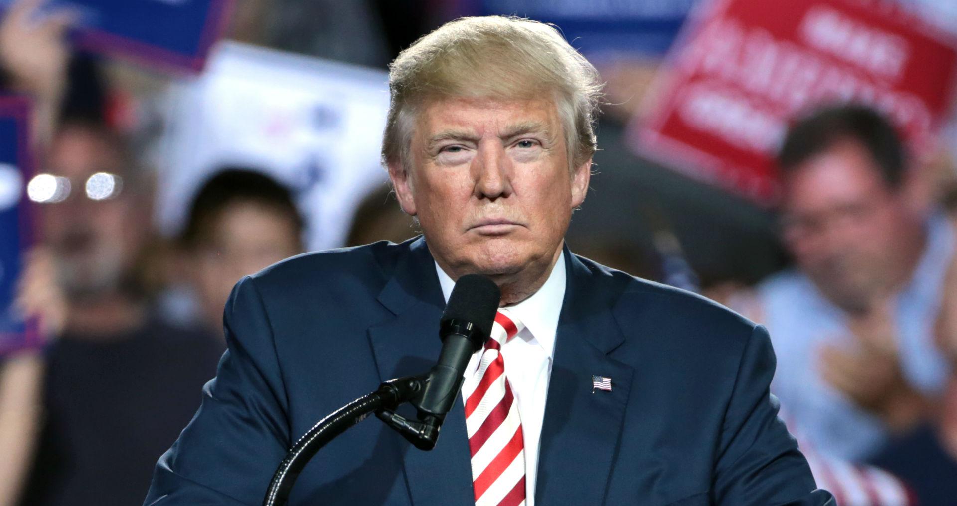Donald_Trump libertad de expresión