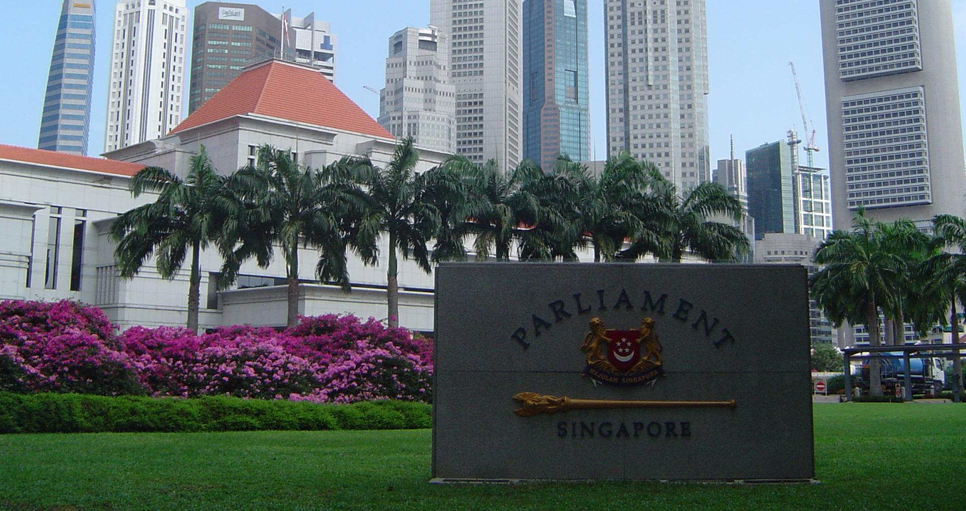 Parlamento Singapur
