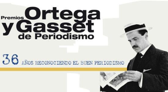 Premios Ortega y Gasset