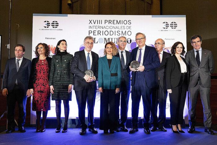 Premios Internacionales de Periodismo del diario El Mundo