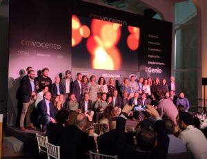 CMVocento premia a los Genio de la Innovación