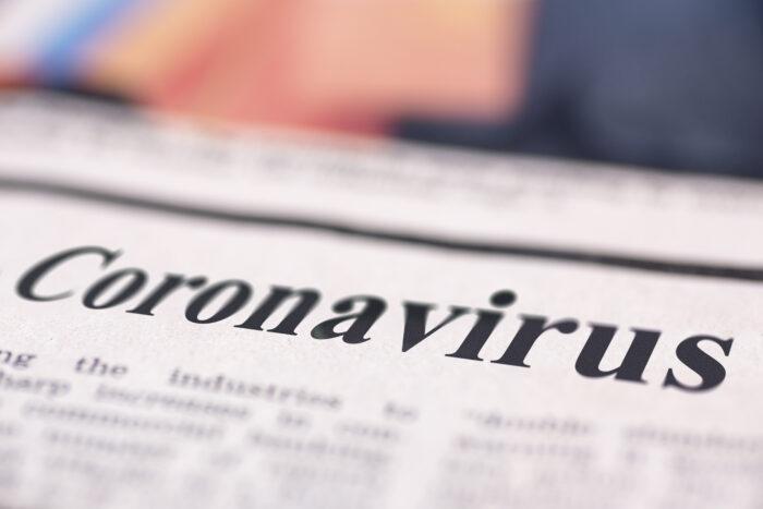 Informe de Reuters sobre coronavirus