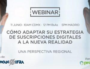 webinar AMI y WAN IFRA sobre suscripciones digitales