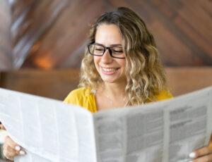 Conocer los gustos del lector potencia su consumo de información