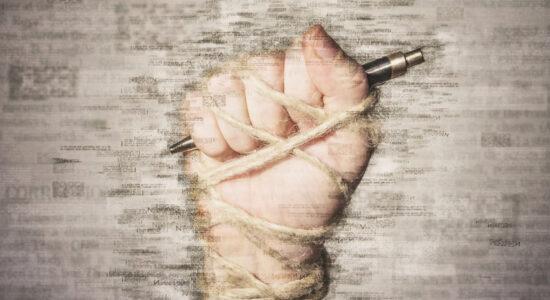 La libertad de prensa sigue siendo coartada por el poder