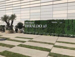 Premios Heraldo por el 125 aniversario