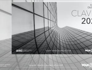 AMI y WAN-IFRA organizan Claves 2021, el mayor evento sobre desarrollo de negocio digital para medios de información