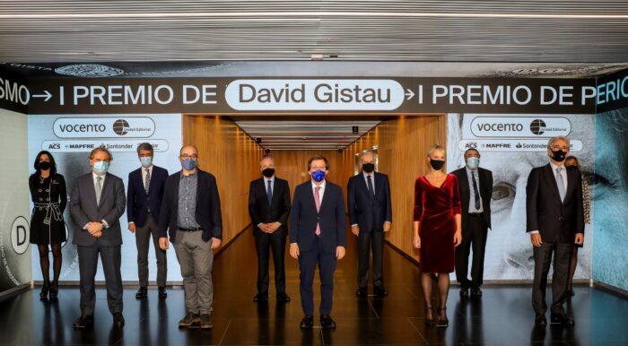 I Premio de Periodismo David Gistau