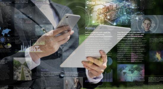 Contenidos de la prensa en las plataformas tecnológicas