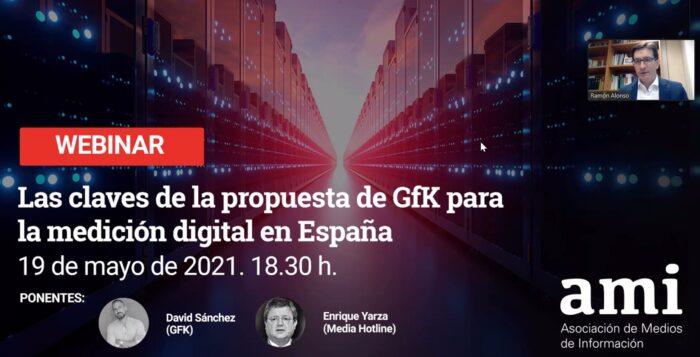 Las claves de la propuesta de GfK para la medición digital en España