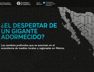 La industria periodística en México