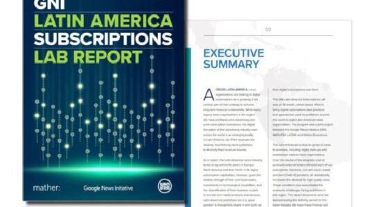 n informe de WAN-IFRA permite conocer mejor a los nuevos suscriptores digitales
