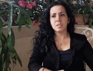 Corresponsal de ABC en Cuba, Camila Acosta