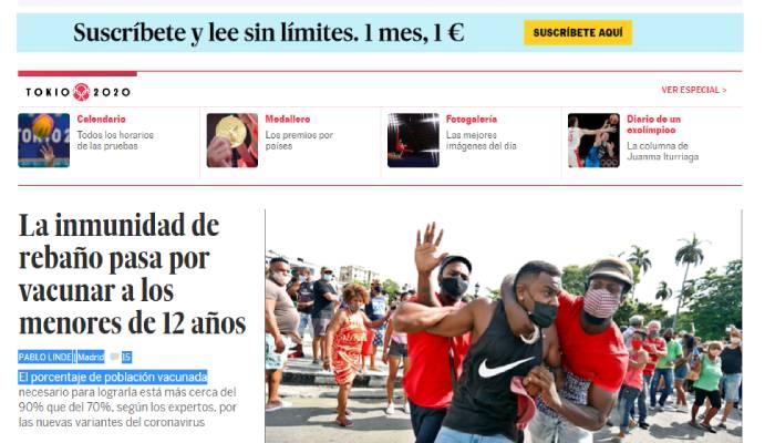 Cómo El País generó 100.000 suscripciones digitales durante la pandemia
