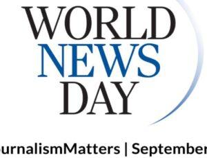 El World News Day quiere reivindicar el valor del periodismo creíble en la lucha contra el cambio climático