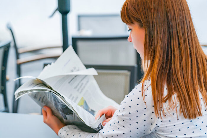 Involucrar a las mujeres en las noticias es vital para los medios de comunicación