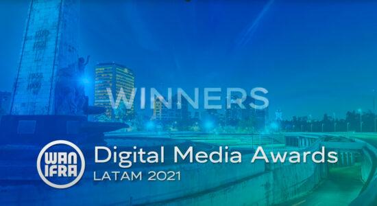 Los premios Digital Media LATAM de WAN-IFRA baten récords de participación